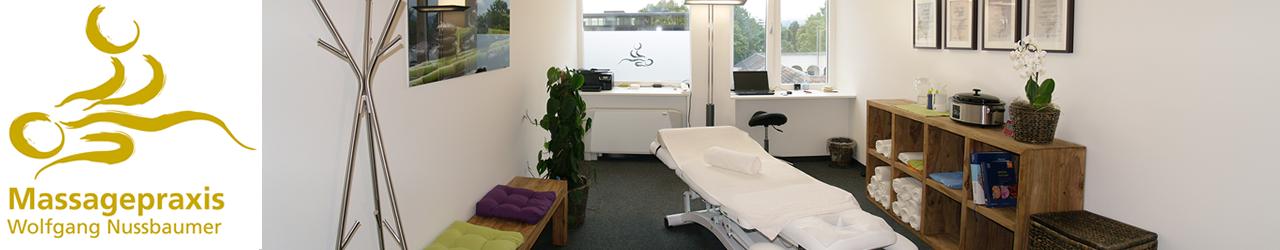 Massagepraxis Wolfgang Nussbaumer